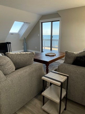Sandwich Cape Cod vacation rental - Sitting area in in-law suite