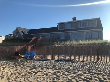Sandwich Cape Cod vacation rental - View from Town Neck beach