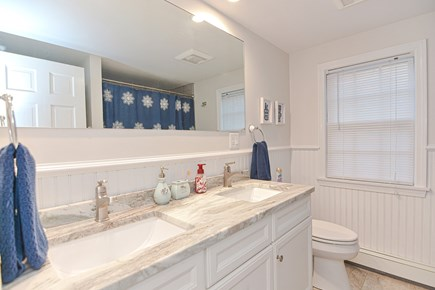 Hyannis/Centerville LIne Cape Cod vacation rental - Newly renovated bathroom