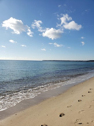 Hyannis/Centerville LIne Cape Cod vacation rental - Craigville beach looking towards Osterville.