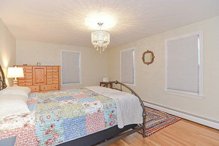 Hyannis/Centerville LIne Cape Cod vacation rental - Master with new comfortable queen bed