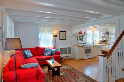 Dennis Cape Cod vacation rental - Main House Living Area