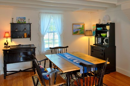 Dennis Cape Cod vacation rental - Dining Again