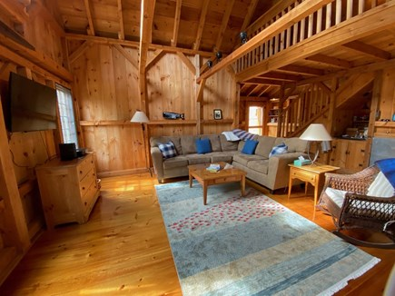 Harwich Cape Cod vacation rental - Large Open Space