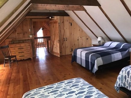 Harwich Cape Cod vacation rental - Barn Bedroom