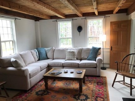 Harwich Cape Cod vacation rental - Main House Living Room