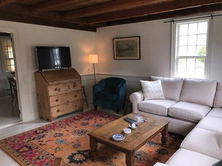 Harwich Cape Cod vacation rental - Living Room with TV