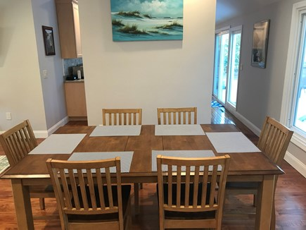 Centerville Cape Cod vacation rental - Dining Table With Seating For 6