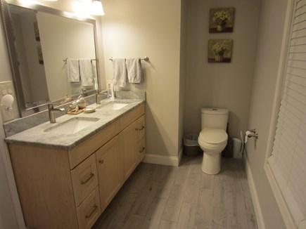Centerville Cape Cod vacation rental - Master Bath Sinks