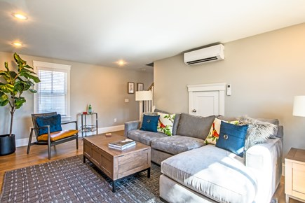 Provincetown, Cod Hollow Cape Cod vacation rental - Living room