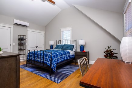 Provincetown, Cod Hollow Cape Cod vacation rental - Master Bedroom with queen size bed