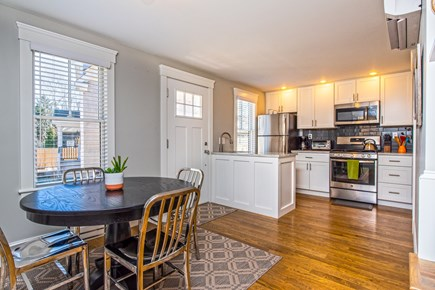 Provincetown, Cod Hollow Cape Cod vacation rental - Large open kitchen and dining room