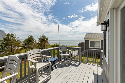 Popponesset Cape Cod vacation rental - Deck with ocean views
