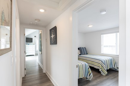 Popponesset Cape Cod vacation rental - Bedroom 2 with 2 twins