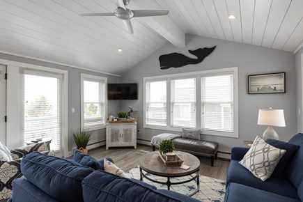 Popponesset Cape Cod vacation rental - Family room