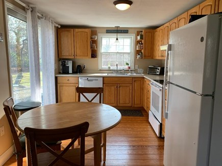 Eastham Cape Cod vacation rental - Kitchen with newer appliances