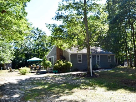 Eastham Cape Cod vacation rental - Large outdoor space with front yard and spacious back yard