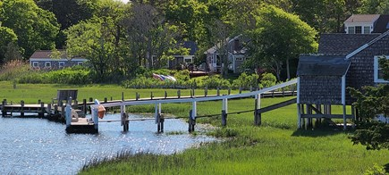 Dennis Port Cape Cod vacation rental - Full view from the street