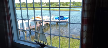 Dennis Port Cape Cod vacation rental - View from the living room