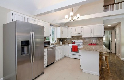 Eastham Cape Cod vacation rental - Kitchen fully stocked