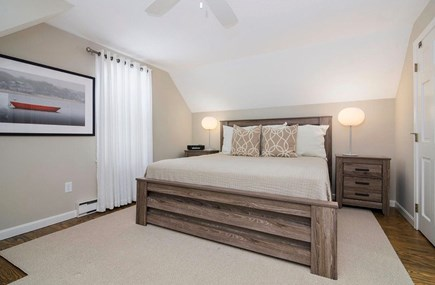 Eastham Cape Cod vacation rental - Master bedroom with king bed on 2nd floor