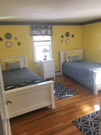 Falmouth, Maravista Cape Cod vacation rental - 1st floor bedroom 2 twin beds