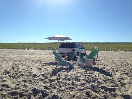 East Orleans Cape Cod vacation rental - Get an ORV permit and escape to Nauset Dunes