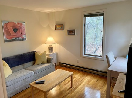 East Orleans Cape Cod vacation rental - Bonus den with pullout sofa bed and TV