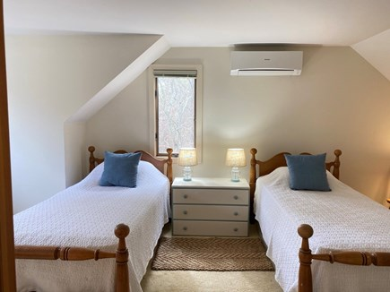 East Orleans Cape Cod vacation rental - Bedroom Upstairs with two twins