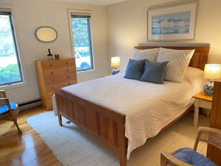 East Orleans Cape Cod vacation rental - Master Bedroom on ground floor