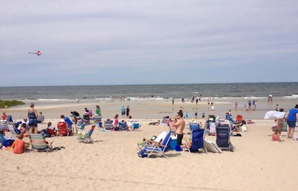East Orleans Cape Cod vacation rental - Skaket Beach is Perfect for the little ones and Great Sunsets