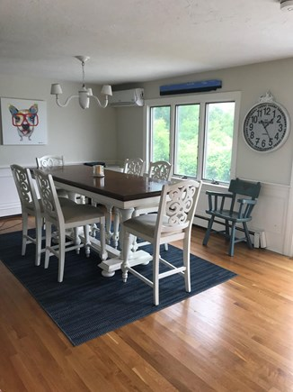 Dennis, Corporation Beach/Howes St Bea Cape Cod vacation rental - Open dining area with views