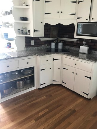 Dennis, Corporation Beach/Howes St Bea Cape Cod vacation rental - Bright open kitchen