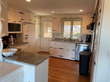 Dennis, Corporation Beach/Howes St Bea Cape Cod vacation rental - Open bright kitchen, all new appliances