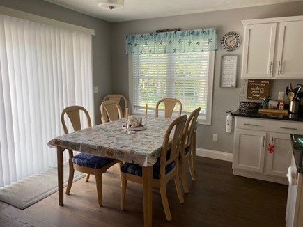 Dennis Cape Cod vacation rental - Dining room with seating for 8.