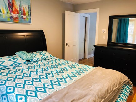 Falmouth Cape Cod vacation rental - Queen bed