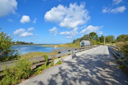 Barnstable Cape Cod vacation rental - Walk down the street