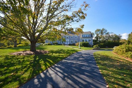 Barnstable Cape Cod vacation rental - Front yard
