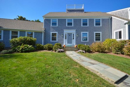 Barnstable Cape Cod vacation rental - Front of home  Welcome!