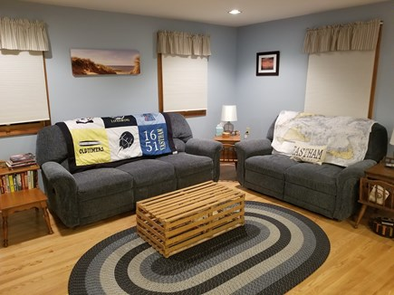 Eastham Cape Cod vacation rental - Living Space