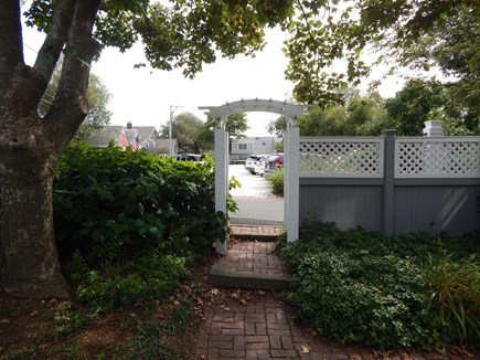 Provincetown Cape Cod vacation rental - View to street