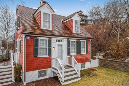 Provincetown Cape Cod vacation rental - Exterior Front