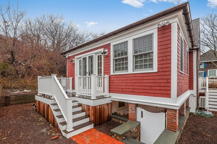 Provincetown Cape Cod vacation rental - Exterior back