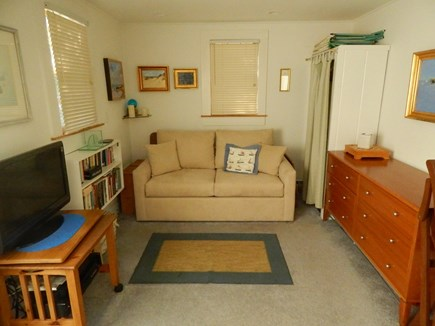 Provincetown Cape Cod vacation rental - Living room area