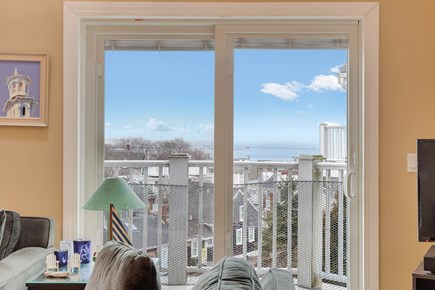 Provincetown Cape Cod vacation rental - Enjoy the water views