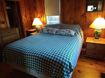 Wellfleet Cape Cod vacation rental - Queen bed room