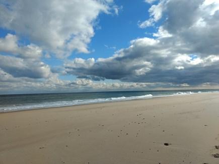 Wellfleet Cape Cod vacation rental - Beach walk