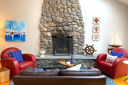 Centerville Centerville vacation rental - First Living Room