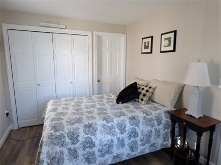 Dennis Port Cape Cod vacation rental - 1st floor bedroom with double bed