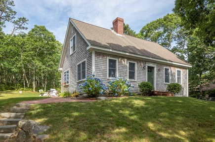 Wellfleet Cape Cod vacation rental - Charming 3 bedroom contemporary cape.